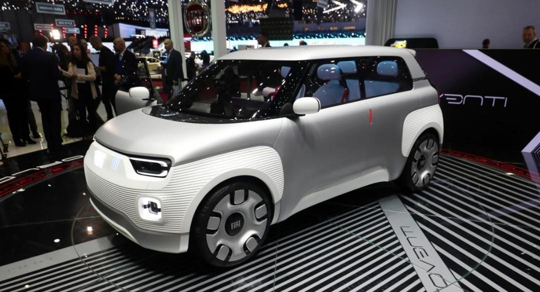 Los 5 coches eléctricos más innovadores del Salón de Ginebra